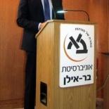 הוד מעלתו מר דאריוס דגוטיס, שגריר ליטא בישראל