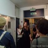 """פתיחת התערוכה """"אימהות בצל השואה בראי האמנות הנשית"""""""