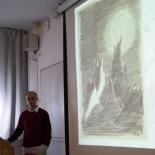 ניב גולדברג, אחראי על אוסף האמנות, אגף המוזיאונים, יד ושם