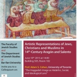 Artistic Representations of Jews, Christians and Muslims in 14th-Century Aragon and Salento