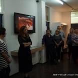 """ד""""ר מור פרסיאדו. פתיחת התערוכה """"אימהות בצל השואה בראי האמנות הנשית"""""""