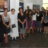 פתיחת התערוכה: לאן? היהודי הנודד